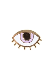 The Good Twin Eye Pin - Front cropped