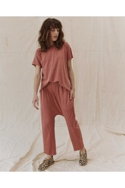 The Great Boxy Crew Dusty Rose - Front full body