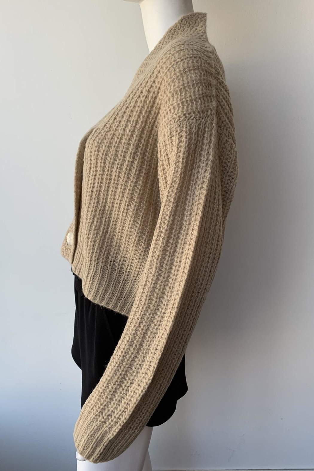 The Great Cropped Montana Sweater - Side Cropped Image