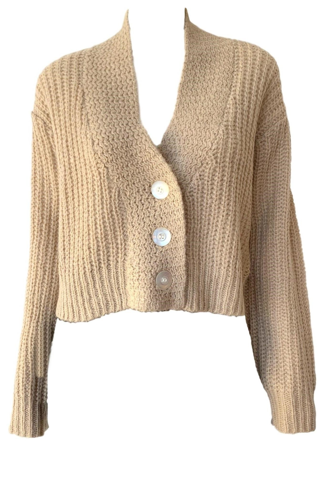 The Great Cropped Montana Sweater - Main Image