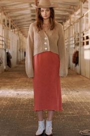 The Great Cropped Montana Sweater - Other