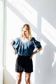 The Great Puff Sleeve Top - Product Mini Image