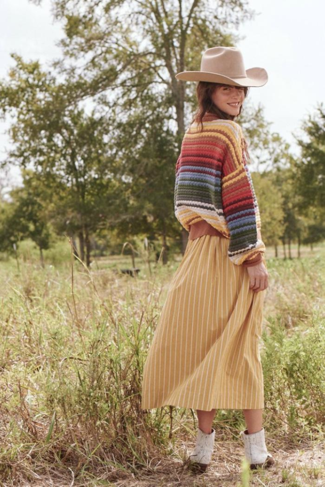 The Great Savanna Sweater - Side Cropped Image
