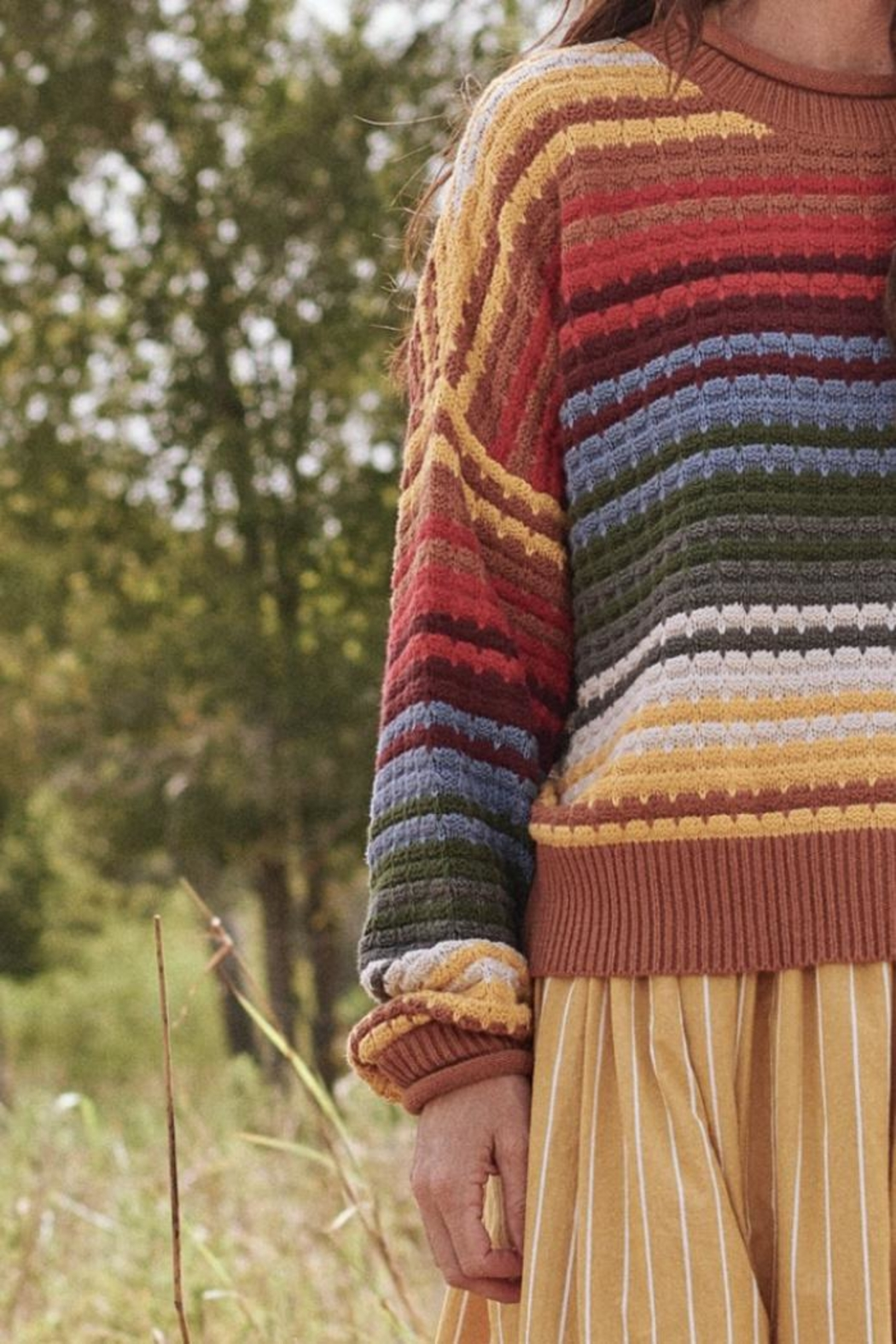 The Great Savanna Sweater - Front Full Image