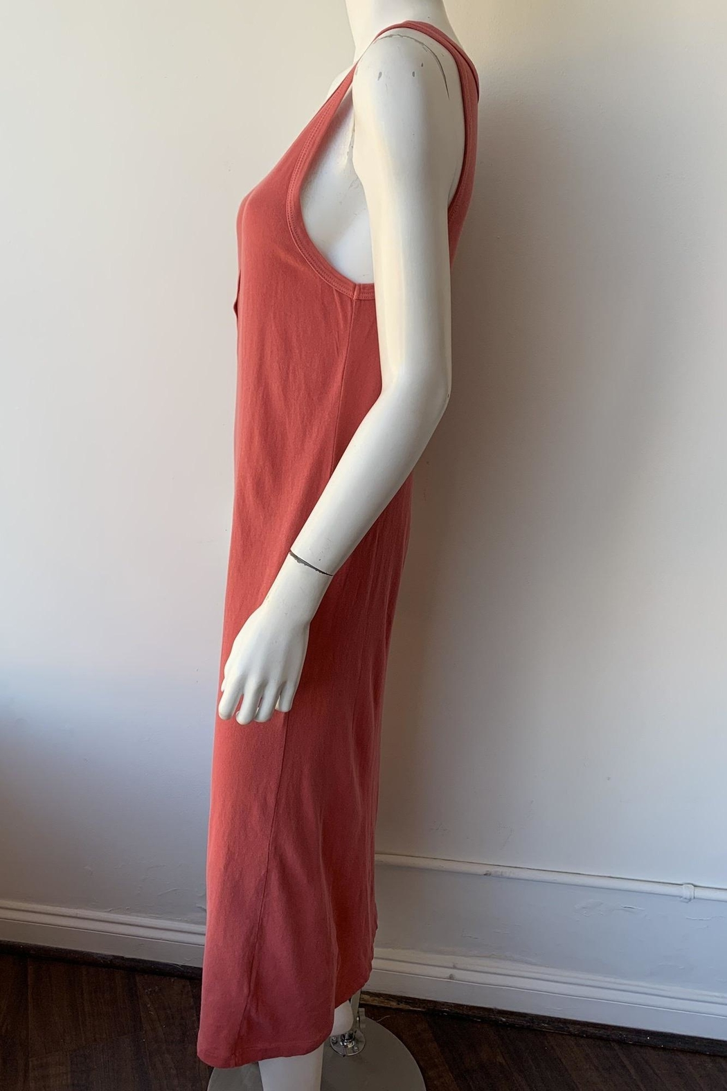 The Great Snap Tank Dress - Side Cropped Image