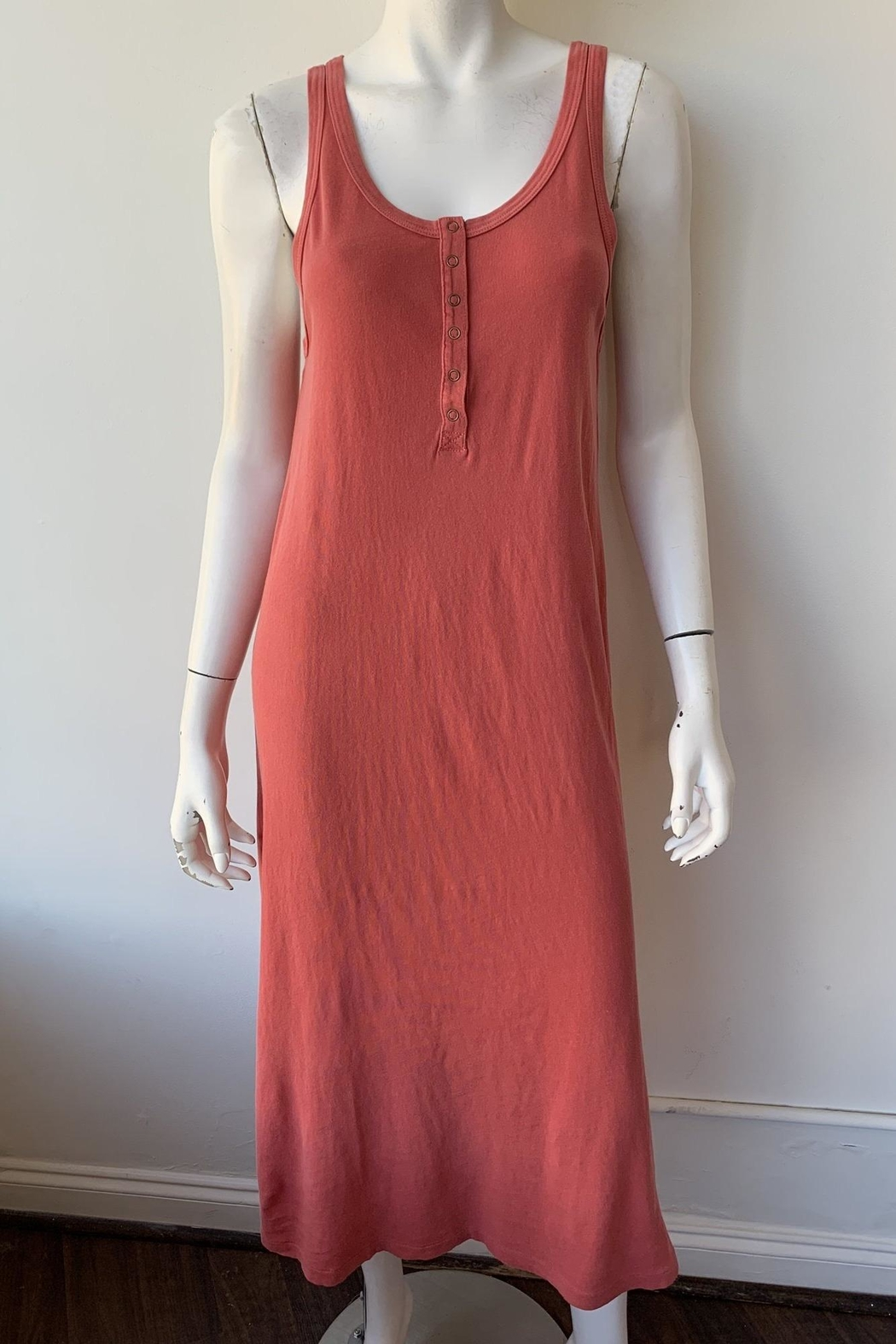 The Great Snap Tank Dress - Front Full Image