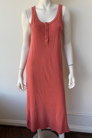 The Great Snap Tank Dress - Front full body