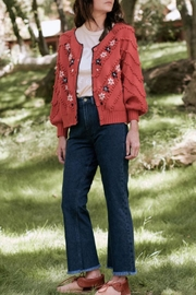 The Great The Meadow Bobble Cardigan - Side cropped