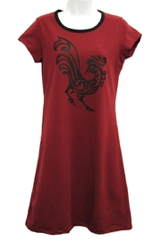 The Haley Boutique Gamecocks Gameday T-Dress - Product Mini Image