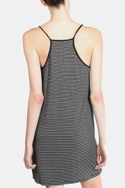 the Hanger Black Striped Cami Dress - Other