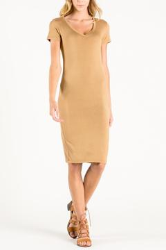 the Hanger Solid Midi Dress - Product List Image