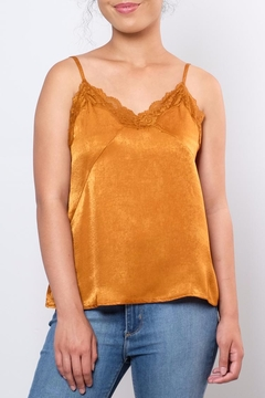the Hanger Willow Satin Cami - Product List Image