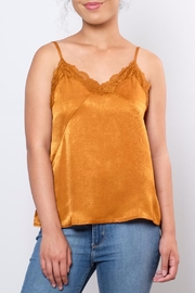 the Hanger Willow Satin Cami - Product Mini Image