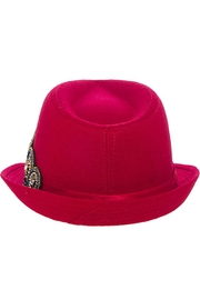 The Hatter Company Bead Accent Hat - Side cropped