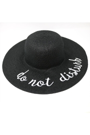 The Hatter Company Do-Not-Disturb Floppy Hat - Product Mini Image