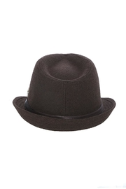 The Hatter Company Faux Jeweled Fedora - Side cropped