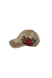 The Hatter Company Floral Baseball Cap - Product Mini Image