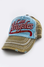 The Hatter Company Los Angeles Cap - Product Mini Image