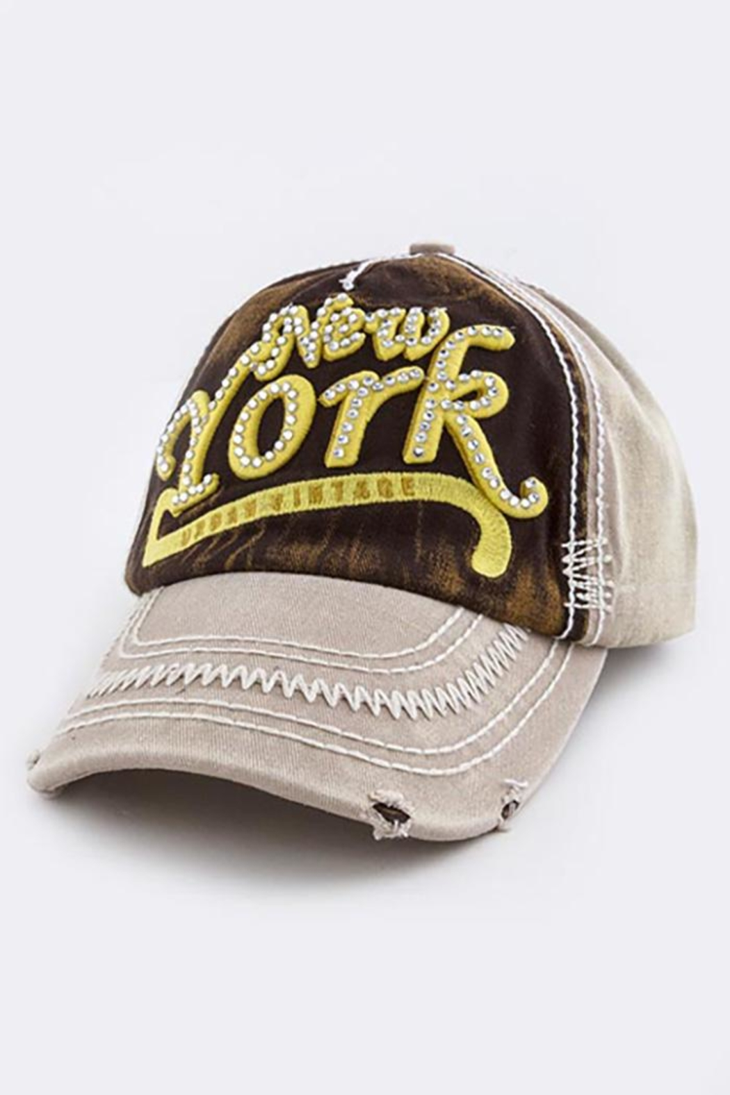 The Hatter Company New York Cap - Main Image