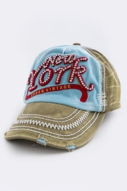 The Hatter Company New York Cap - Front cropped