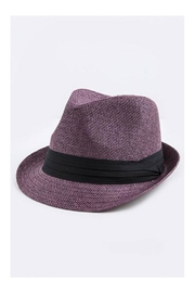 The Hatter Company Single Strap Fedora - Product Mini Image