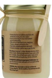 The Holy City  Ginger Verbena Scrub - Front full body
