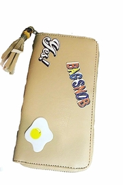 The House of Flair  Patch Wallet - Product Mini Image