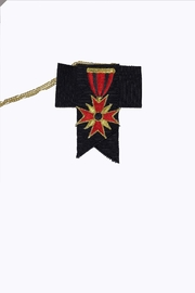 The House of Flair  Ribbon Necklace - Product Mini Image