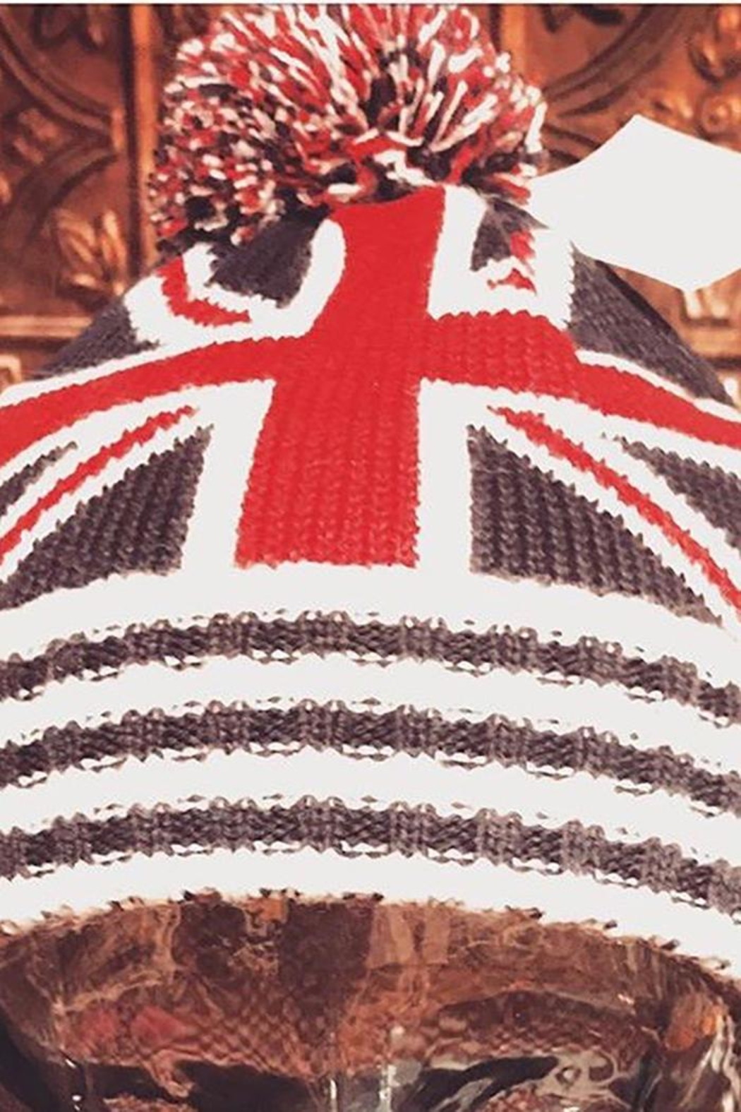 The House of Flair  Union Jack Hat - Main Image