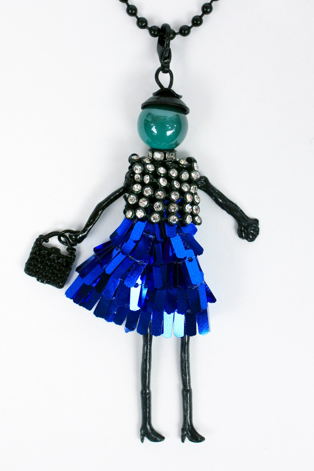 The House of Perna French Doll Necklace - Main Image