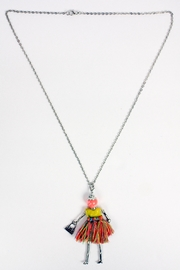 The House of Perna French Doll Necklace - Front full body
