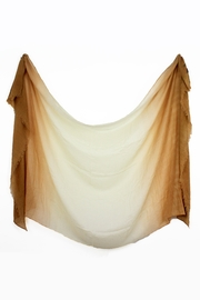 The House of Perna Ombre Scarf - Front full body