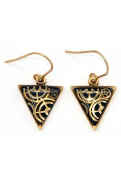 The Iron Angel Iron Angel Earring - Product List Image