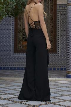 The JetSet Diaries Black Jumpsuit - Alternate List Image