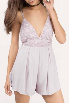 The JetSet Diaries Esperanza Romper - Product List Image