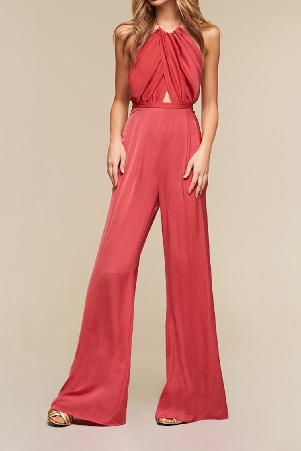 The JetSet Diaries Karisimbi Jumpsuit - Main Image