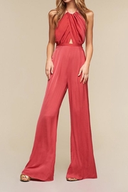 The JetSet Diaries Karisimbi Jumpsuit - Front cropped