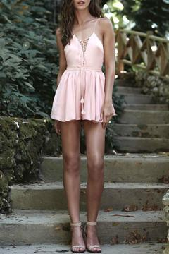 The JetSet Diaries Lotus Romper - Product List Image