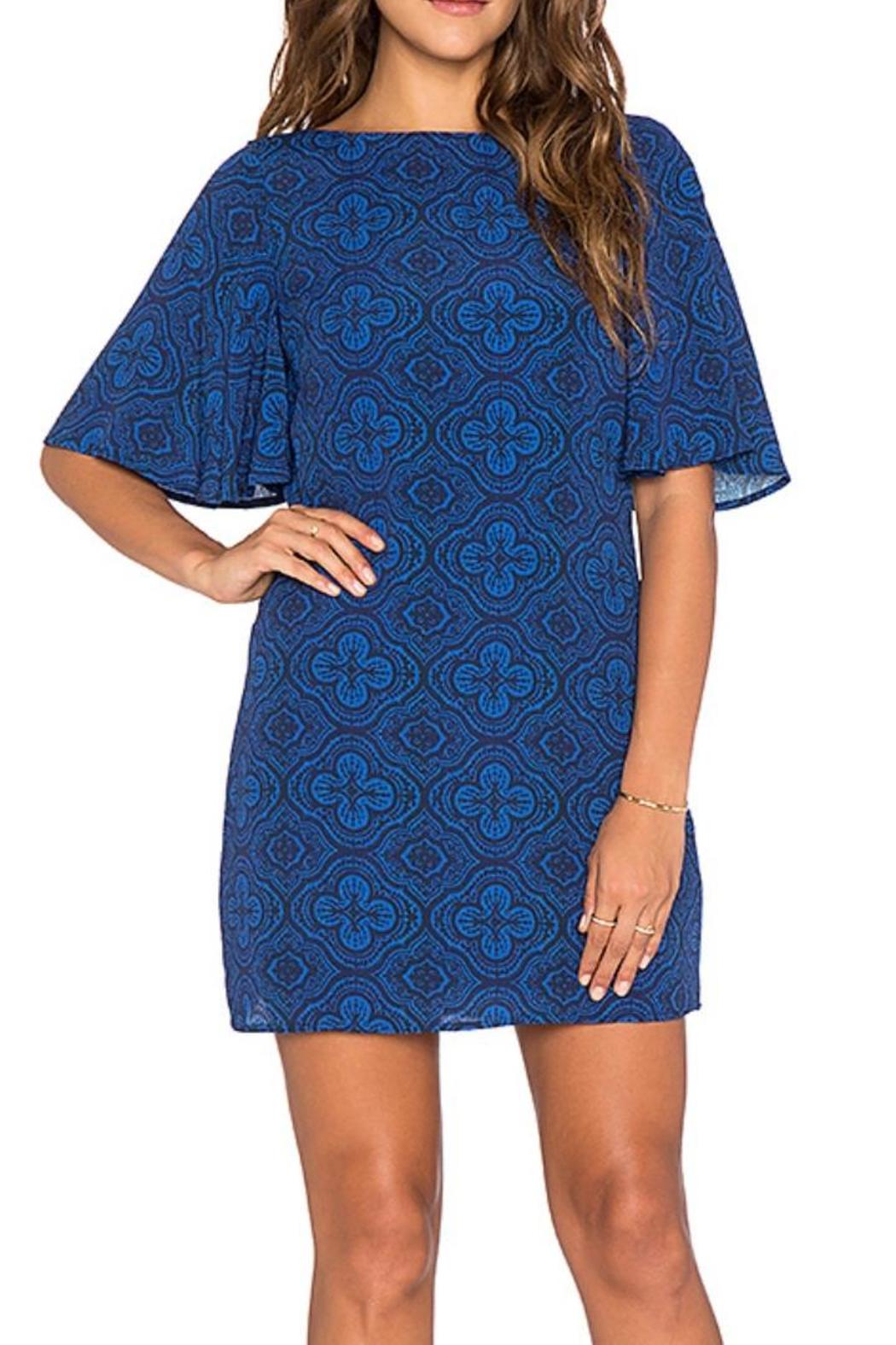 The JetSet Diaries Mirage Dress - Front Cropped Image