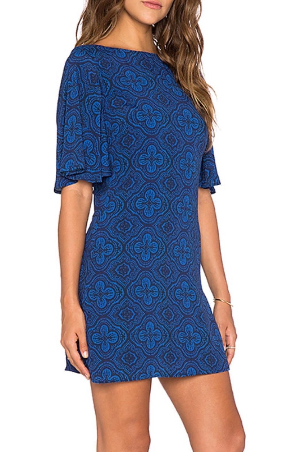 The JetSet Diaries Mirage Dress - Back Cropped Image