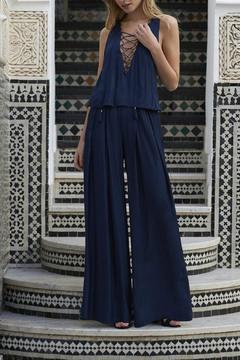 The JetSet Diaries Souks Jumpsuit - Product List Image