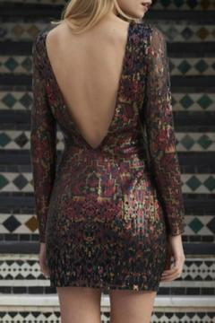 The JetSet Diaries Tapestry Mini Dress - Alternate List Image