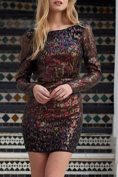 The JetSet Diaries Tapestry Mini Dress - Product List Image