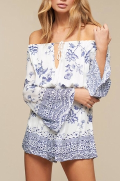 The JetSet Diaries Zulu Romper - Product List Image