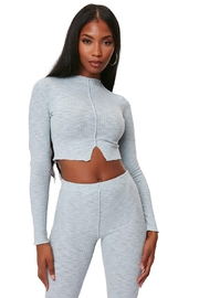 The Kript Eti Crop Top - Product Mini Image