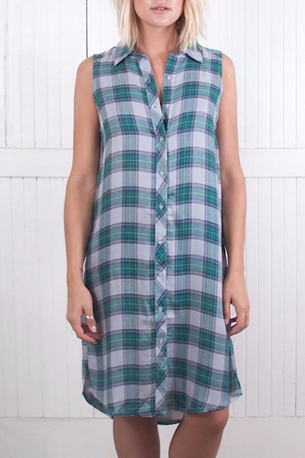 The Laundry Room Lonestar Plaid Dress from Florida by LoveRich ...