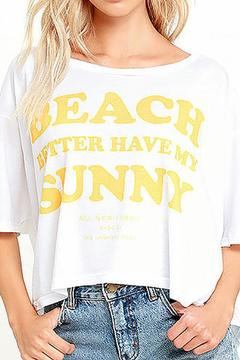 Shoptiques Product: My Sunny Tee