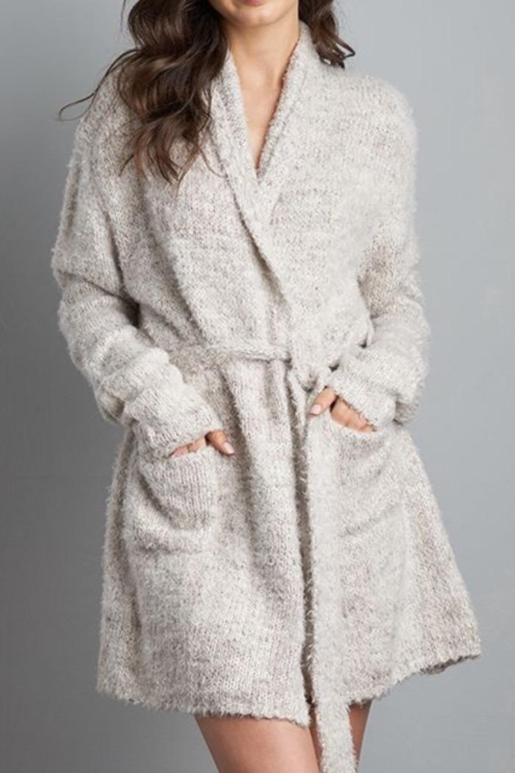 The Lemon Collection Truffle Gingerbread Robe - Main Image