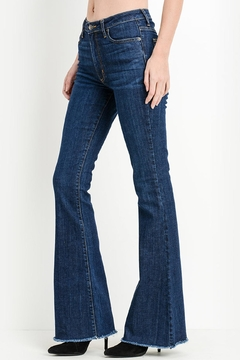 The Lovet Shop Bella Flare Jeans - Product List Image