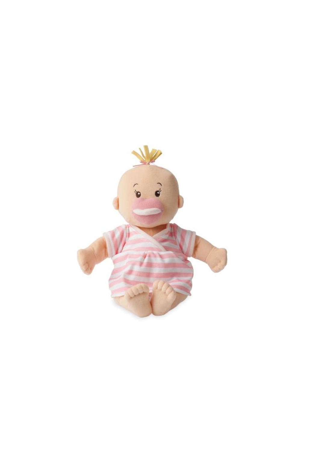 The Manhattan Toy Company Baby Stella Peach - Front Cropped Image